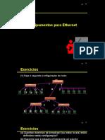 7. Equipamentos de Ethernet