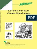 la culture du soja et autres