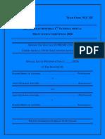 Team Code NLC_125 (PETITIONER)
