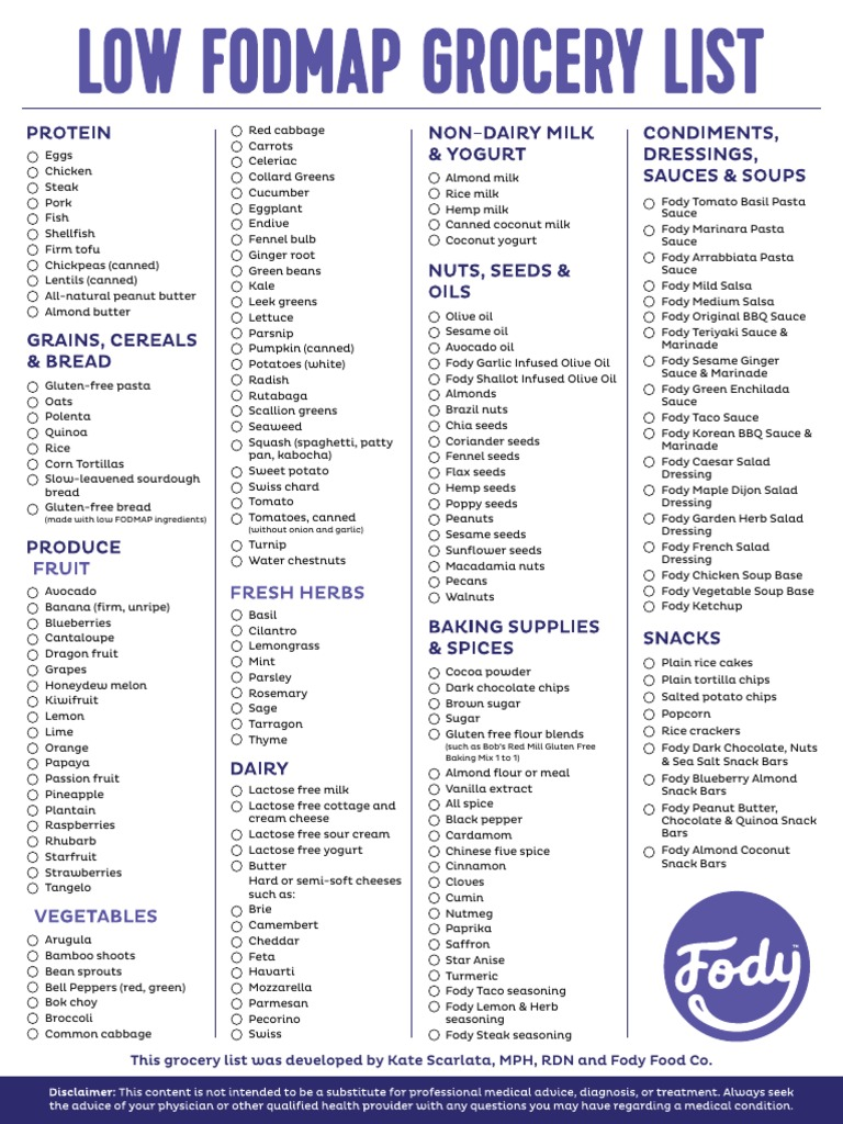 Grocery List Salad Pasta