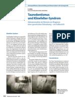 taurodontism in orthodontics.pdf