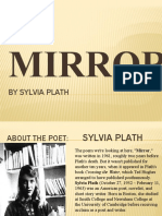 By Sylvia Plath