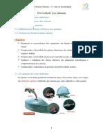 Diversidade nos animais - Resumos de C-N 5.º ano de escolaridade.pdf