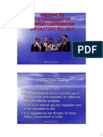 Foreign Contribution Regulation Act ppt