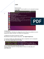Compte rendu LDAP