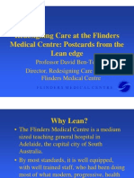 Redisigning Healthcare-Ben Tovim Flinders Adelaide Australien