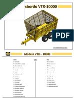 Manual Técnico e Peças VTX-10.000 - Freio ADR.pdf