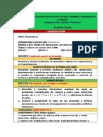 FORMATO ejemplo PLAN DE CLASES ACTUALIZA