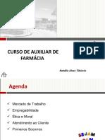 APRESENTAÇÃO DO CURSO DE FARMÁCIA.ppt