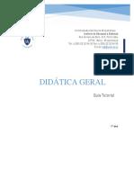 GUIA TUTORIAL DIDÁTICA  GERAL, 2020