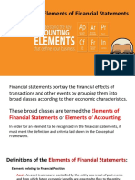 Elements of Accounting 1