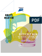 Difficult Men - Brett Martin