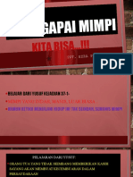 MENGGAPAI MIMPI by EZRA OK