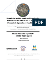 Cuatro Tribus Manual del Monitor CIEPA