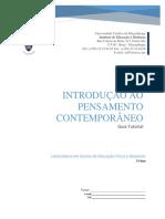 Introdução ao Pensamento Contemporâneo.pdf