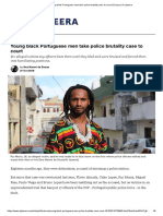 Young black Portuguese men take police brutality case to court _ Europe _ Al Jazeera.pdf