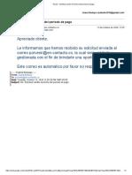 Gmail - Solicitud cambio de fecha del periodo de pago