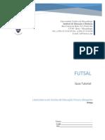 Tutorial de Futsal