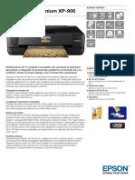 Expression-Premium-XP-900-datasheet
