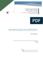 Tutorial de Antropologia do Desporto