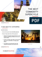 A New Commodity Supercycle - Oct 2020