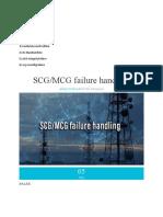 TYPE OF SCG Failure Reason