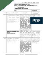 4° NOVIEMBRE - PROYECTO SESIONES.doc