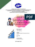 UNIDAD III - EPISTEMOLOGIA DEL COMPORTAMIENTO ORGANIZACIONAL