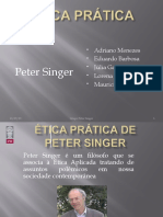 1ÉTICA PRÁTICA Peter Singer
