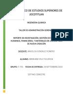 GESTION DE RECURSOS CRUZ FIGUEROA ABRAHAM