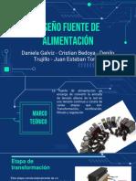 FUENTE DE ALIMENTACION PPT