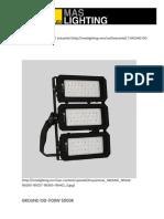 GROUND 100-1100W 5000K – Maslighting LED