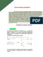 Méthode numérique appliquée.docx