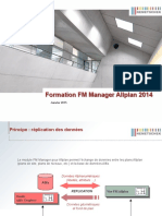 Formation FM Manager Allplan_2014