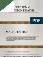 MALNUTRITION & STARVATION DEATHS (1).pptx
