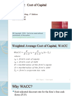Financial Modeling  Chapter 2 Calculating Cost of Capital 2015.ppt