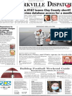 Starkville Dispatch edition 10-29-20