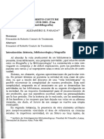 Parada, Alejandro E. (2005) Couture de Troismonts (1918-2005)