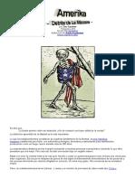 Amerika - Detrás de la Máscara