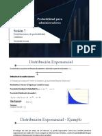 8. Distribuciones de probabilidad continua (1)