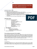 Chapter 2, Market Segmentation.docx