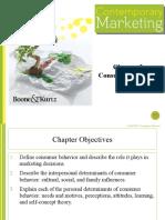 Chapter 5 - Consumer Behavior