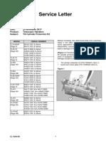 Tilt Cylinder Protection Kit