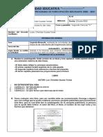 BITACORA PPE 3 ACTIVIDAD FERIA DEL LIBRO