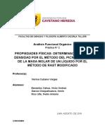 Informe-2-Propiedades-Físicas-Determinación-de-la-Densidad-por-el-Método-del-Picnómetro-y-de-la-Masa-Molar-de-un-Líquido-por-el-Método-de-Rast (1)