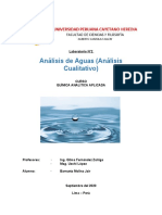 Informe 2 Aplicada - Aguas