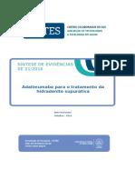 Adalimumabe para o tratamento da hidradenite supurativa