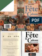 28Fete & Cadeaux gourmands - Anne Wilson