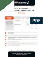 TARIFAS-MENSAJERIA-CARGA-2021.pdf