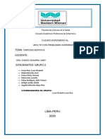 CASO CLINICO CIRROSIS HEPATICA TERMINADO